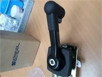 NIEUW: Ultraflex inbouw schakel/gas unit €165,-