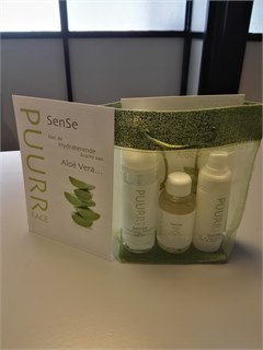 Try out kit Sense �21,-