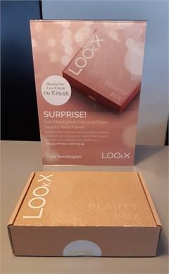 LOOkX surprise box voor 29,95 euro